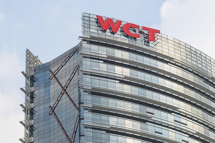 WCT首季净利涨8.8%至4032万